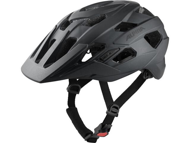 Alpina Plose MIPS Helmet, negro